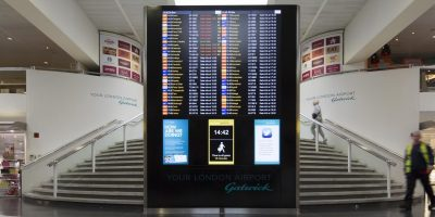 World's first major airport to introduce a cloud-based Flight Information System