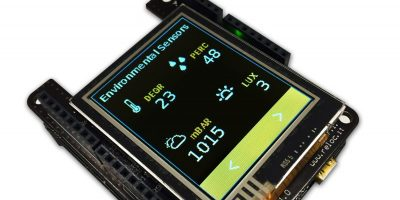 Latest ARIS kit simplifies development of compact, mobile TFT display products