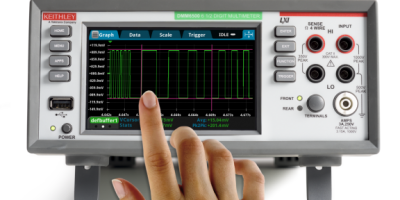 Keithley 6½ digital multimeter is available from Farnell element14