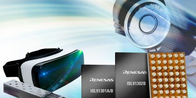 """Multi-phase PMICs offer efficiency in """"smallest"""" footprint, says Renesas Electronics"""