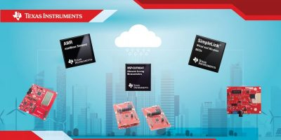 Smart demos to showcase Texas Instruments' Designing Tomorrow theme