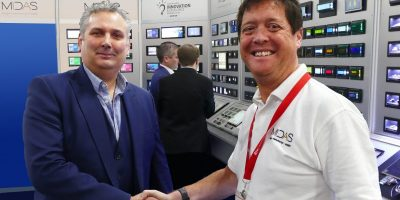 Midas Displays signs distribution deal with Easby Electronics