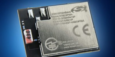 Mouser adds Silicon Labs' MGM13P Mighty Gecko wireless mesh modules