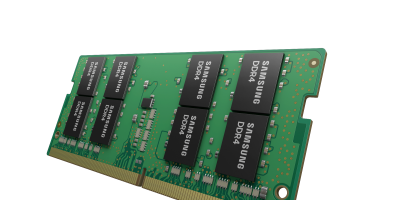 SoDIMM doubles capacity for gaming use