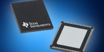Mouser updates portfolio with TI ADS54J64 analogue to digital converter