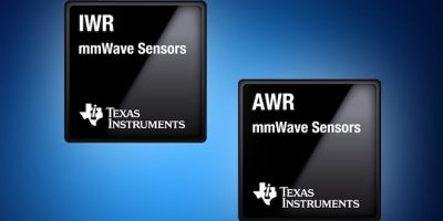 Mouser adds TI mmWave sensors to its line-up