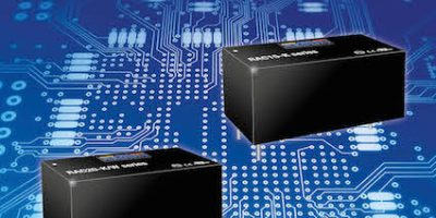 15W and 20W AC/DC converters target IoT and smart homes