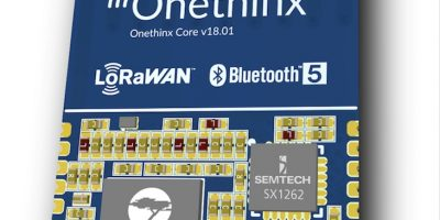 Cypress and Semtech link up to produce two-chip module for smart city applications