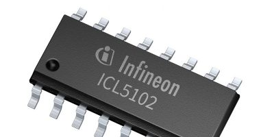 Resonant controller IC is designed for power supply and lighting drivers