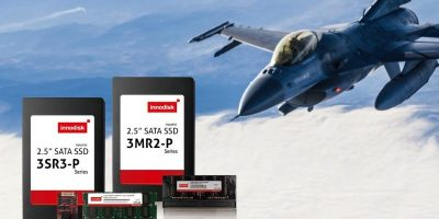 Software combines with self-encrypting SSD for industrial protection