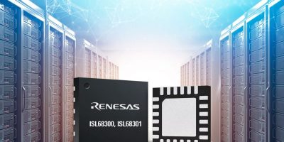 Scalable digital controllers simplify power supply design, says Renesas Electronics
