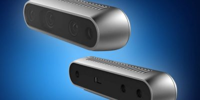 Depth sensing cameras help learn real-world environments