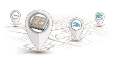 STMicroelectronics integrates Teseo III chip in latest GNSS module