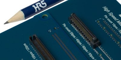 RS Components ships 10Gbit per second backplane Ethernet connectors