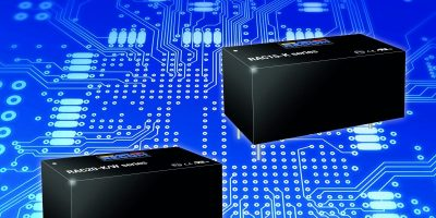 AC/DC modules can be used for smart home devices
