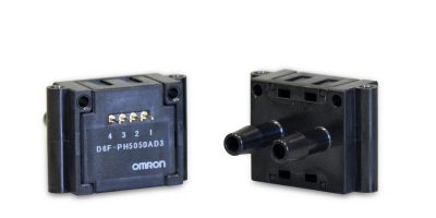 TTI offers Omron's rugged differential pressure sensor