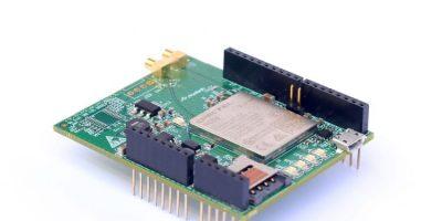 NB-IoT shield enhances ARIS-Edge platform