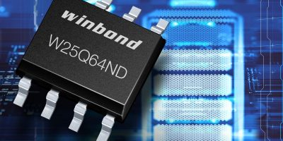 Winbond adds automotive-grade NOR and extended temperature NAND flash memories