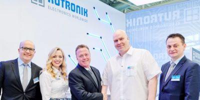 Rutronik and Jauch Quartz America sign distribution deal