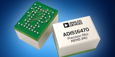 Mouser ships Analog Devices' mini industrial IMUs to navigate IoT devices