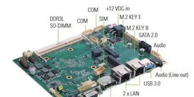 3.5-inch motherboard drive IIoT and M2M applications