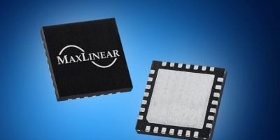 Mouser boosts high-speed wired connectivity; ships MaxLinear's G.hn Wave-2 platform