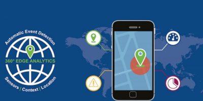 Location-aware sensors distribute data in smart factory