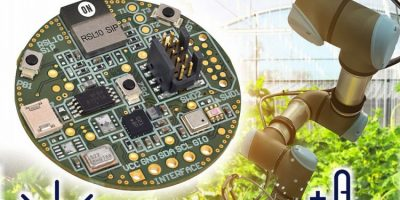 Sensors use Bluetooth Low Energy for IoT development