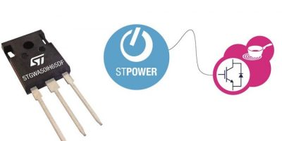 IGBTs are optimised for soft switching in efficient home appliances
