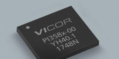 Vicor offers GQFN package option for 48V ZVS Buck Regulator portfolio