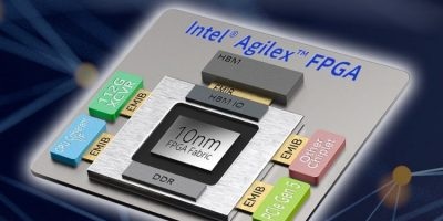 FPGA provides customised solutions for data0centric business