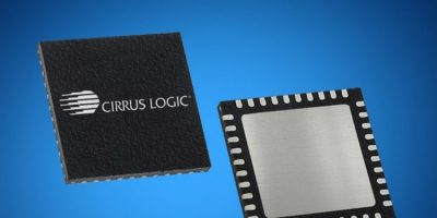 Mouser adds DACs from Cirrus Logic