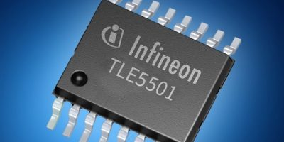 Mouser offers Infineon's ASIL D single chip sensor