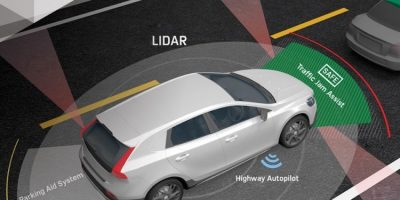 Collaboration leads to lidar for autonomous driving