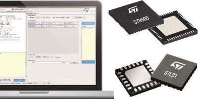 Powerline communication dev tools evaluate G3-PLC chipset