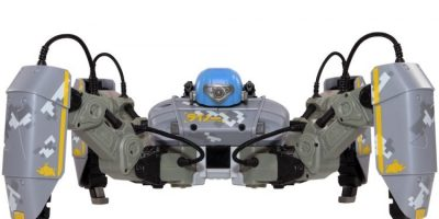 MekaMon robot engages students