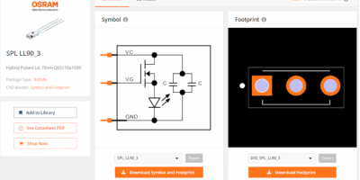 Osram Opto introduces lighting design library