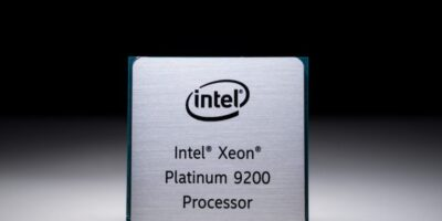 Intel Xeon Scalable processors are equipped for AI training