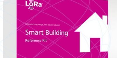 Reference kit simplifies smart building design promises Semtech