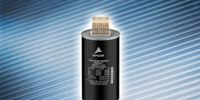 Power factor correction capacitors' coating improves dissipation