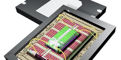 Winbond's dual-die memory chip supports Layerscape comms processor