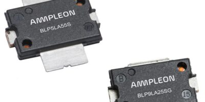 Rugged 12V LDMOS power amplifiers join land mobile radio line-up