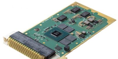 3U VPX graphics board delivers 2.3TFLOPS for electronic warfare
