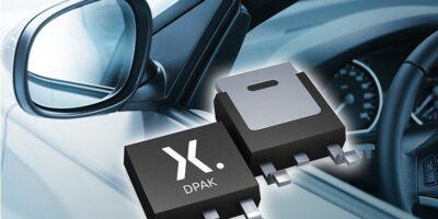 Nexperia adds MJD bipolar transistors that are AEC-Q101-qualified