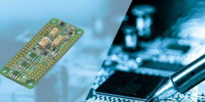 Evaluation board accelerates IoT sensor system development, says Omron