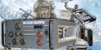 Partners collaborate to produce VPX system for electronic warfare