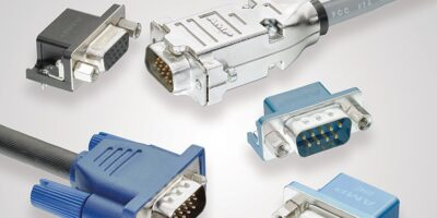 Rugged connectors from TE Connectivity meet RoHS, says RS Components