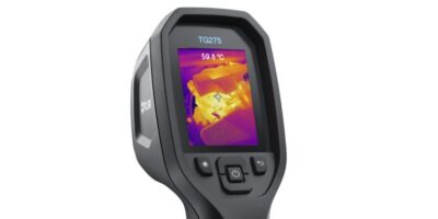 Thermal camera provides automotive diagnosis