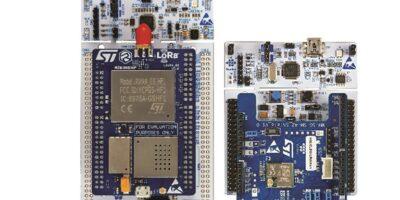 Ready-to-use development kits jumpstart LPWAN connectivity