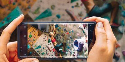 Optical sensor eliminates flicker for smartphone cameras, says ams